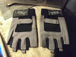 2#S   Trideer Workout Gloves Full Palm Protection & Extra Gr