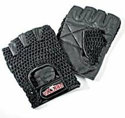 Grizzly Fitness Bear Paw Mesh Training Gloves  - For Gym / L