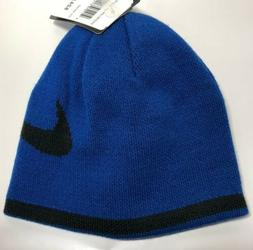 Nike Boy`s Reversible Beanie & Gloves Set  SRP $24
