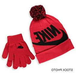 boys 2 piece beanie and gloves set
