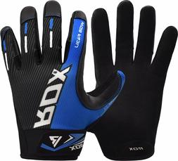 RDX Weight Lifting Gloves Gym Workout Training Fitness Cycli