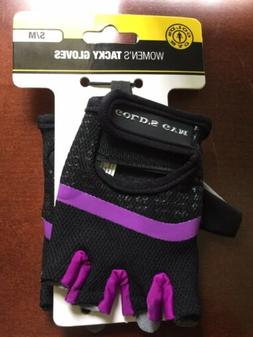 Gold's Gym Women Tacky Gloves Size Small / Med