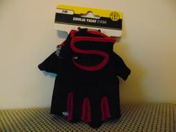 Gold's Gym Workout Exercise Gloves Men's or Women's Tacky We