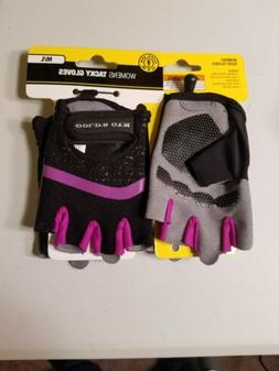 Golds Gym Womens Tacky Gloves Fitness Workout Training Glove