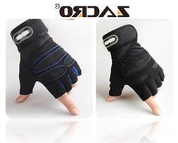 Zacro Gym Gloves Fitness Weight Lifting  Body Building Train