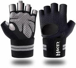 Gym Gloves for Weight Lifting Crossfit Fitness Workout Hand