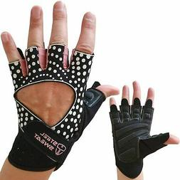 Gym Gloves for Women - Best for Workout, Weight Lifting, Cro