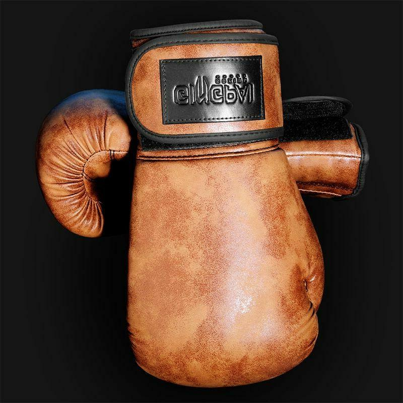adult child boxing gloves pu leather mma