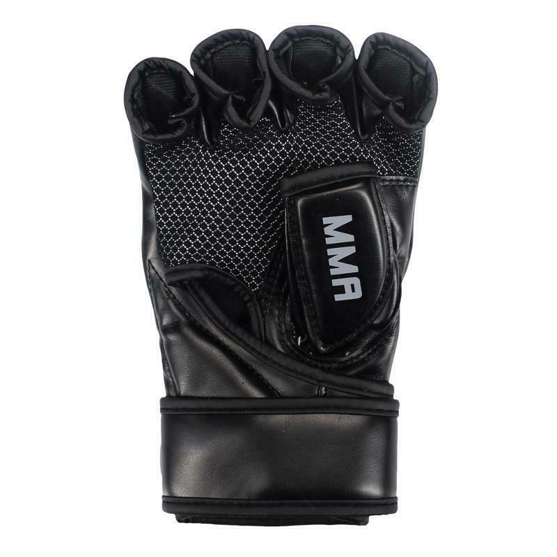Boxing Gloves MMA Muay Thai Gym Fight Mitts
