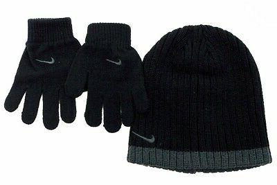 boy s ribbed knit winter beanie hat