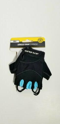 GOLDS GYM  Womens Tacky Gloves  Ventilated Mesh Weight Lifti