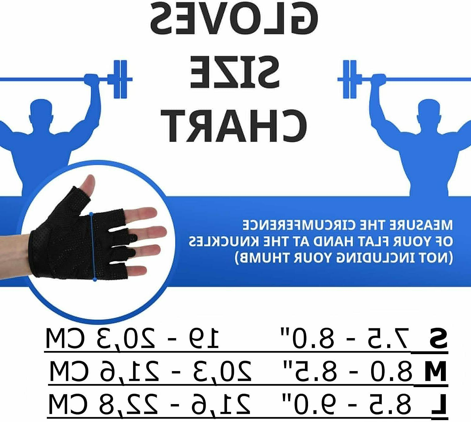 Gym Fitness Glove Women Training New