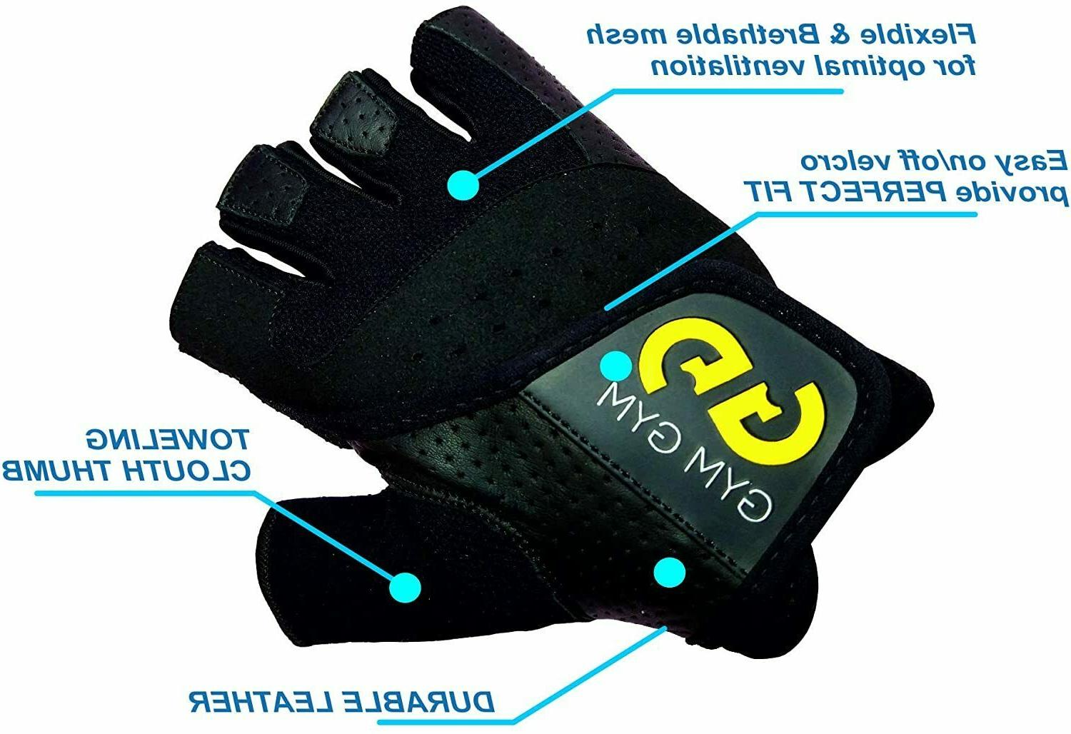 Gym Glove Men Training Workout,