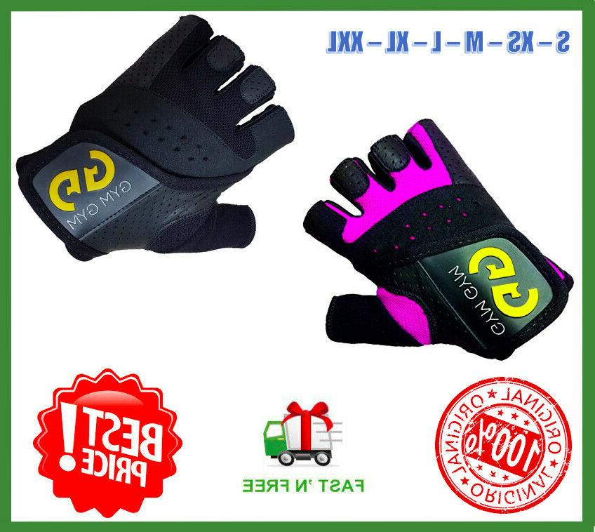 gym fitness glove men women weight lifting