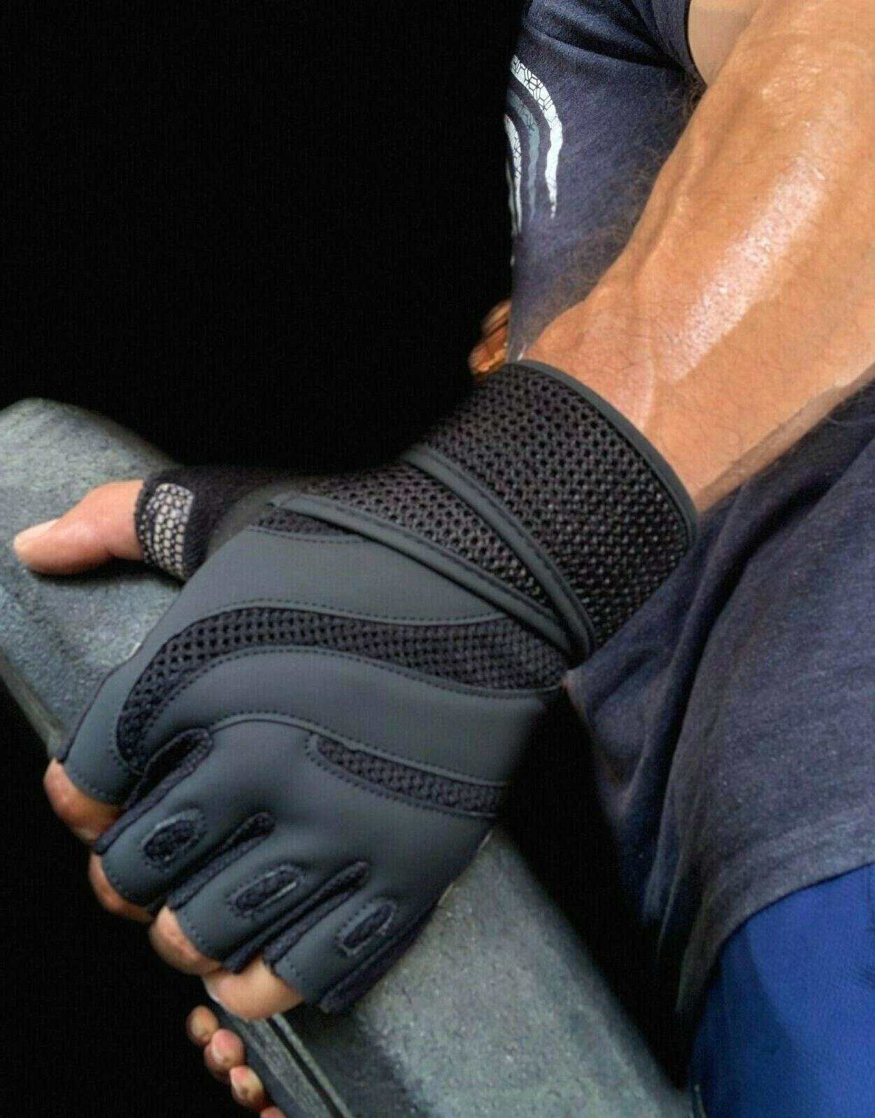 heavy duty gym gloves for crossfit weight