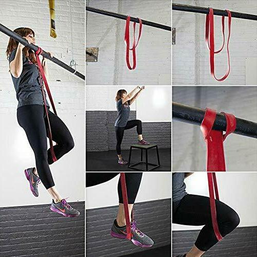 KALAWW Pull Up Chin-Up Stretch Strength Training