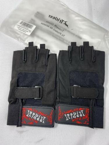 l workout gloves full palm extra grip