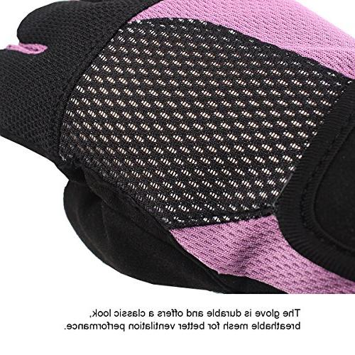 Trideer Weight Lifting Breathable Non-Slip, Gloves, Exercise Gloves, Gym Climbing, Boating,