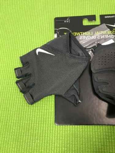 New Nike Essential Women's Gym Gloves Size Large