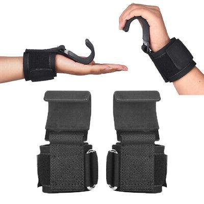 Power Weight Lifting Training Gym Pull Up Gloves