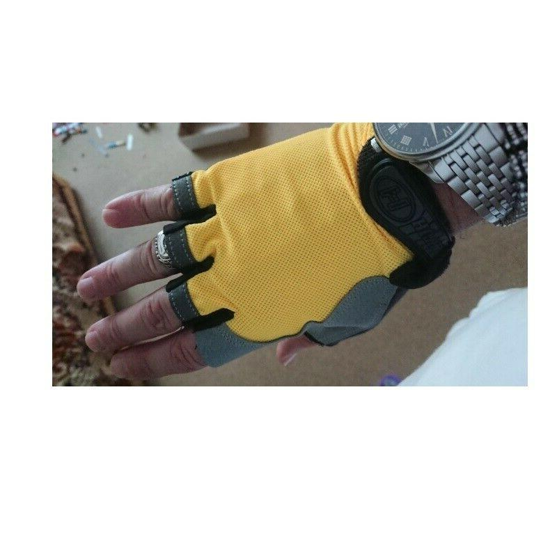 Sports Gym Weightlifting Guantes For