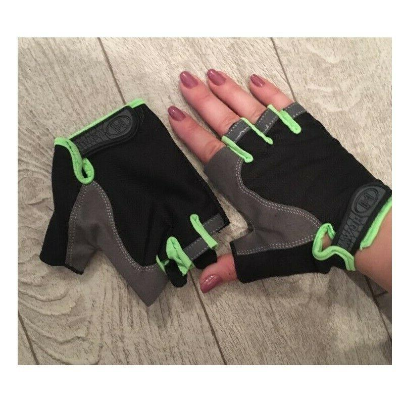 sports gym gloves fitness weightlifting guantes haif