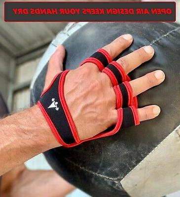 sports weight lifting gloves for workout gym