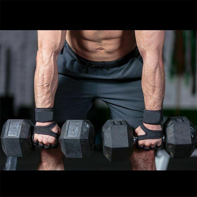 Weight Lifting Full Protection Fitness Training Men Women
