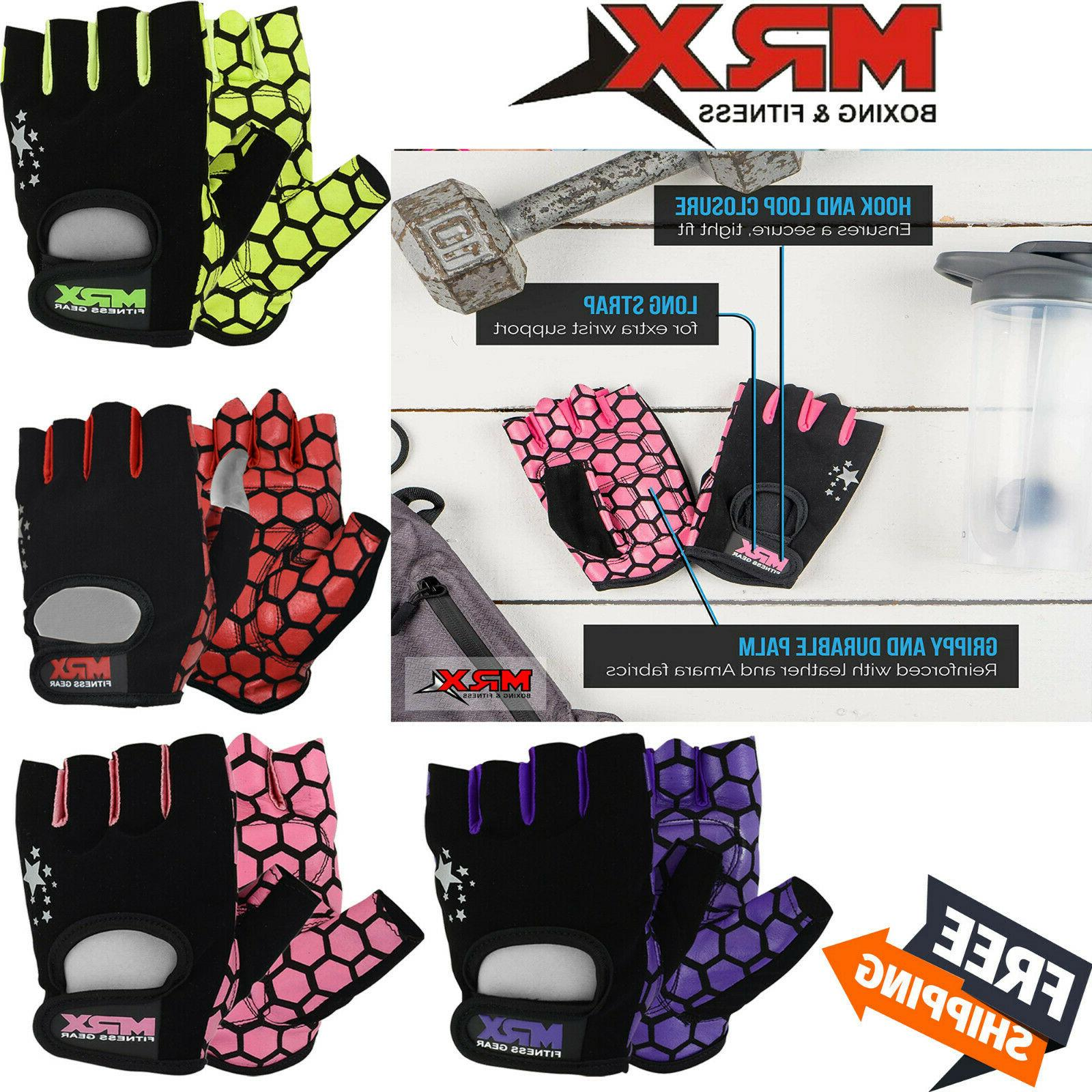 women fitness gloves ladies weight lifting training