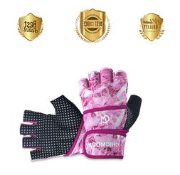 Ladies Gloves Fitness Gym Wear Weight Lifting Workout Traini