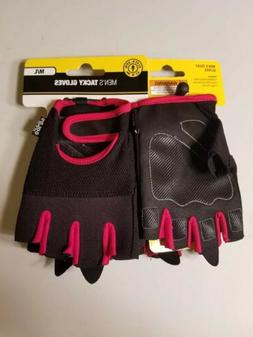 Men's Gold's Gym Tacky Weight Lifting Gloves Med/Large