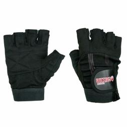 Grizzly Fitness Men's Washable Sport & Fitness Nylon Gloves