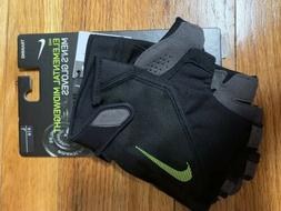 Men's Nike Elemental Midweight Gym Workout Gloves Size L