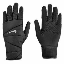 Mens Women Kids Nike Gloves Thick Quilted Thermal Winter Gym