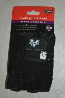 NEW Valeo Mesh Lifting Gloves Small Target Training Support