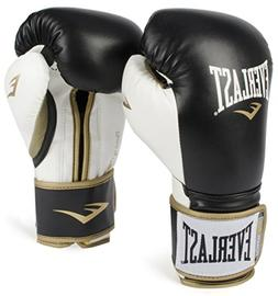 Everlast PowerLock Training Gloves blk/Wht PowerLock Trainin