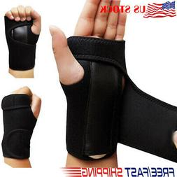 Right/Left Wrist Hand Brace Support Carpal Protector Glove A