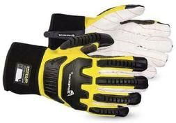 Superior Anti-Impact Gloves with Kevlar-Reinforced Thumb and