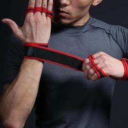 Training Bracers Weightlifting Hand Palm Protector Fitness W
