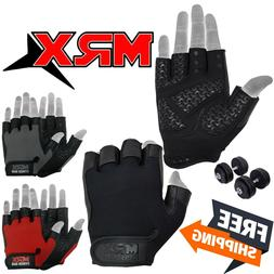 US Men/Women Gym Gloves Workout Weight Lifting Bodybuilding