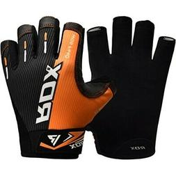 RDX Weight Lifting Gloves for Gym Workout - Breathable with