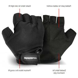 Weight Lifting Gloves Gym Fitness Bodybuilding Workout Glove