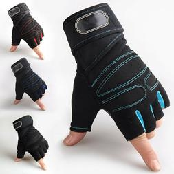 Weight Lifting Gloves Gym Fitness Yoga Workout Bodybuilding