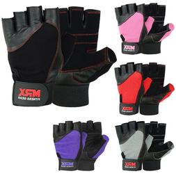 Weight Lifting Gloves Gym Training Workout Bodybuilding Weig