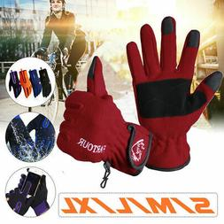 Screen touch Full Finger Gym Gloves Sport Weight Lifting Exe