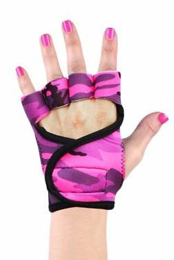 Women's Fitness Gym Workout Weightlifting Gloves by G-Loves
