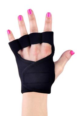 Women's Best Gym Workout Weightlifting Gloves by G-Loves - B