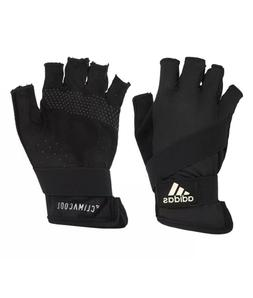 Adidas Women's Climacool Gloves  Gym Weight Training Half Fi