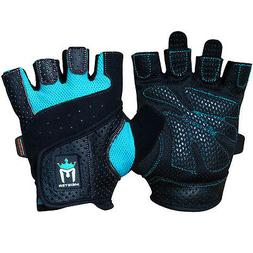 MEISTER WOMEN'S FIT WEIGHT LIFTING GLOVES  Ladies Gym Workou