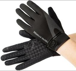 Workout Gloves Full Fingered Hand Grip Gym Gloves Weightlift